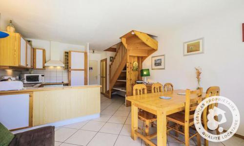 Wakacje w górach Apartament 2 pokojowy 7 osób (Confort 55m²-2) - Résidence les Châteaux de Crans - Maeva Home - Flaine - Zima na zewnątrz
