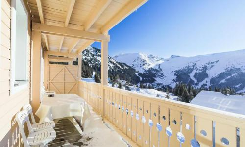 Location au ski Appartement 2 pièces 6 personnes (Prestige 57m²-2) - Résidence les Châteaux de Crans - Maeva Home - Flaine - Extérieur hiver