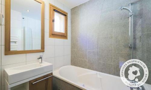 Wakacje w górach Apartament 3 pokojowy 6 osób (Prestige 55m²-2) - Résidence les Portes du Grand Massif - Maeva Home - Flaine - Zima na zewnątrz