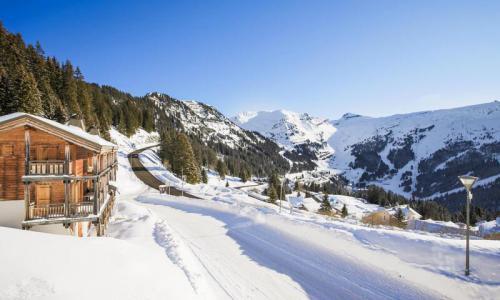Выходные на лыжах Résidence les Portes du Grand Massif - Maeva Home