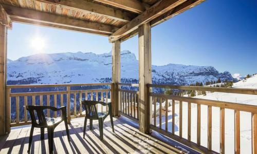 Wakacje w górach Apartament 4 pokojowy 8 osób (Prestige 66m²-2) - Résidence les Portes du Grand Massif - Maeva Home - Flaine - Zima na zewnątrz