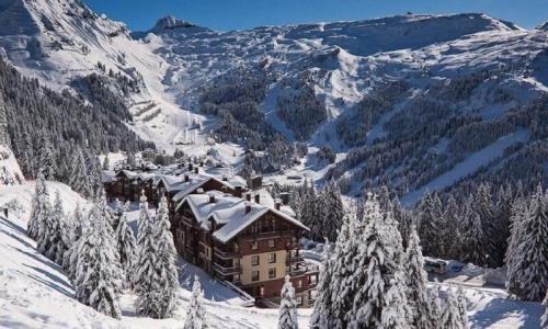 Location Flaine : Résidence les Terrasses d'Eos - Maeva Home hiver