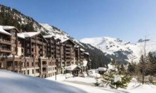 Wakacje w górach Apartament 3 pokojowy 6 osób (Sélection 42m²-5) - Résidence les Terrasses d'Eos - Maeva Home - Flaine - Zima na zewnątrz