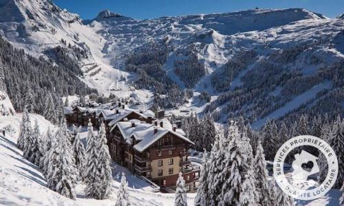 Location Flaine : Résidence Les terrasses d'Eos - Maeva Particuliers hiver