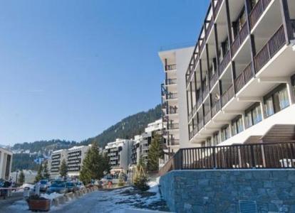 Location au ski Residence Les Terrasses De Veret - Flaine - Extérieur hiver