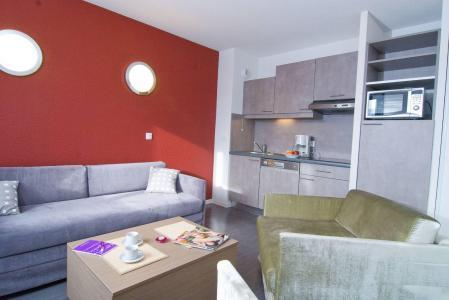 Location au ski Appartement 4 pièces coin montagne 10 personnes (BDT) - Residence Les Terrasses De Veret