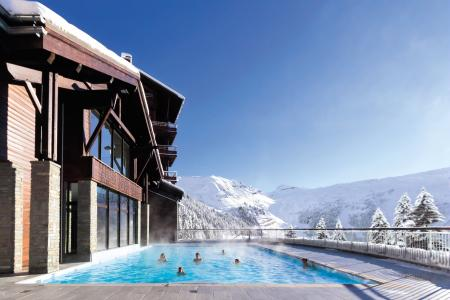 Location appartement au ski Residence P&v Premium Les Terrasses D'eos