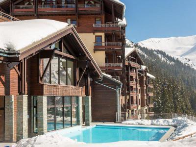 Location au ski Résidence P&V Premium les Terrasses d'Eos - Flaine
