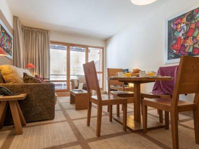 Location au ski Appartement 2 pièces 4 personnes (classique) - Résidence P&V Premium les Terrasses d'Eos - Flaine