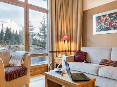 Location au ski Appartement 2 pièces 4 personnes (supérieur) - Résidence P&V Premium les Terrasses d'Eos - Flaine