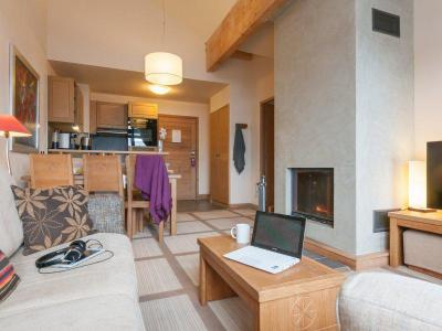 Location au ski Appartement 3 pièces 6 personnes (classique) - Résidence P&V Premium les Terrasses d'Eos - Flaine