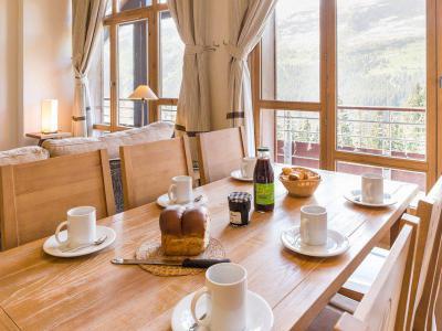 Location au ski Appartement 3 pièces 6 personnes (Exception) - Résidence P&V Premium les Terrasses d'Eos - Flaine