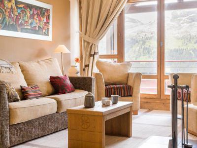 Location au ski Appartement 4 pièces 8 personnes (Exception) - Résidence P&V Premium les Terrasses d'Eos - Flaine