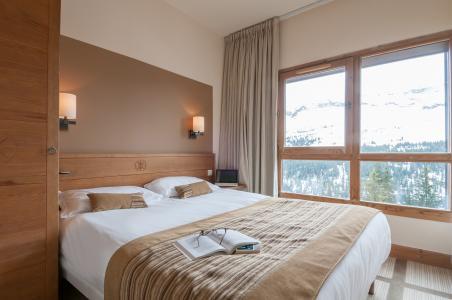 Location au ski Résidence P&V Premium les Terrasses d'Eos - Flaine - Chambre