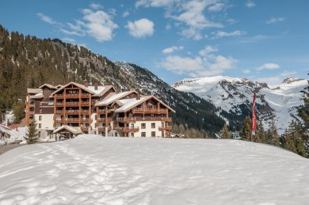 Location Flaine : Residence P&v Premium Les Terrasses D'helios hiver