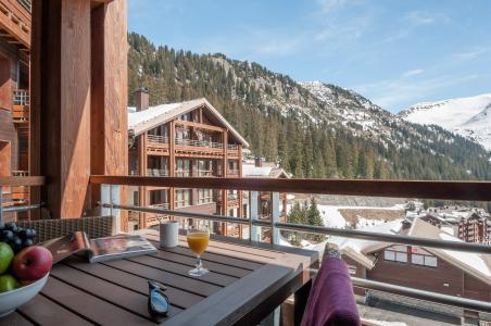Location au ski Résidence P&V Premium les Terrasses d'Helios - Flaine - Extérieur hiver