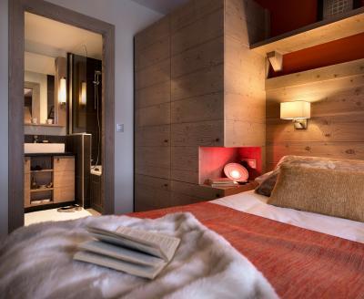 Location au ski Résidence P&V Premium les Terrasses d'Helios - Flaine - Chambre