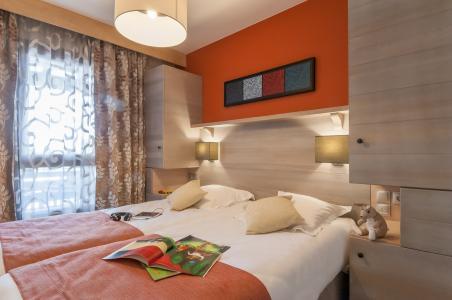 Location au ski Residence P&v Premium Les Terrasses D'helios - Flaine - Chambre