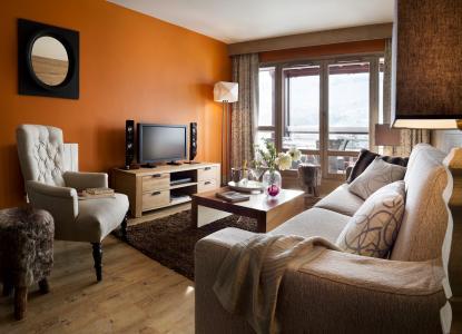 Location au ski Résidence P&V Premium les Terrasses d'Helios - Flaine - Tv