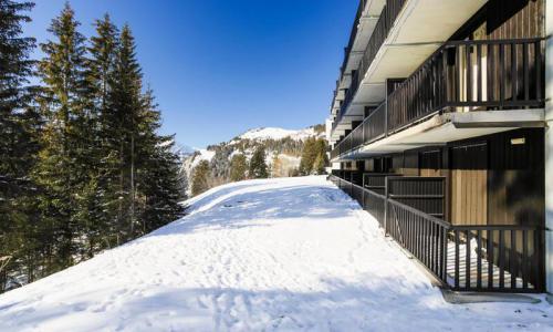 Wakacje w górach Résidence Pollux - Maeva Home - Flaine - Zima na zewnątrz