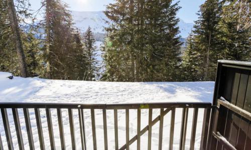 Wakacje w górach Apartament 2 pokojowy 6 osób (Confort 40m²) - Résidence Pollux - Maeva Home - Flaine - Zima na zewnątrz