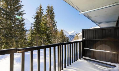 Wakacje w górach Studio 4 osoby (Confort 30m²) - Résidence Pollux - Maeva Home - Flaine - Zima na zewnątrz