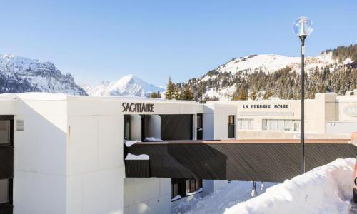 Wakacje w górach Résidence Sagittaire - Maeva Home - Flaine - Zima na zewnątrz