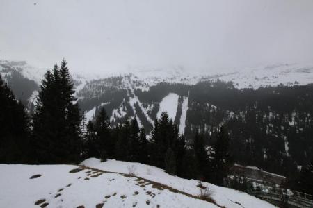 Location au ski Studio cabine 4 personnes (307) - Residence Sagittaire - Flaine - Intérieur