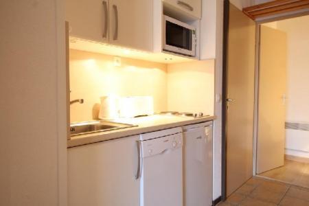 Location au ski Studio cabine 4 personnes (307) - Residence Sagittaire - Flaine - Cuisine