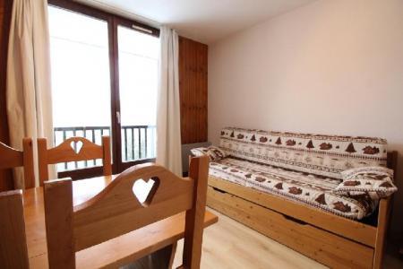 Location au ski Studio cabine 4 personnes (307) - Residence Sagittaire - Flaine - Séjour