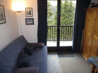 Location au ski Studio 4 personnes (404) - Residence Sirius - Flaine
