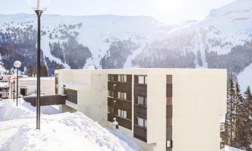 Wakacje w górach Résidence Sirius - Maeva Home - Flaine - Zima na zewnątrz