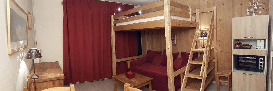 Location au ski Studio 4 personnes (84) - Résidence Véga - Flaine