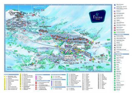 Location au ski Résidence Véga - Flaine