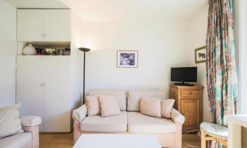 Wakacje w górach Studio 4 osoby (Confort 26m²-4) - Résidence Véga - Maeva Home - Flaine - Zima na zewnątrz