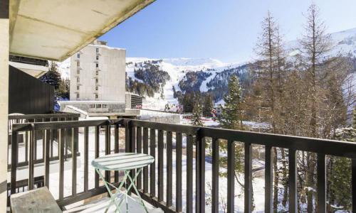 Wakacje w górach Studio 4 osoby (Budget 23m²-2) - Résidence Véga - Maeva Home - Flaine - Zima na zewnątrz
