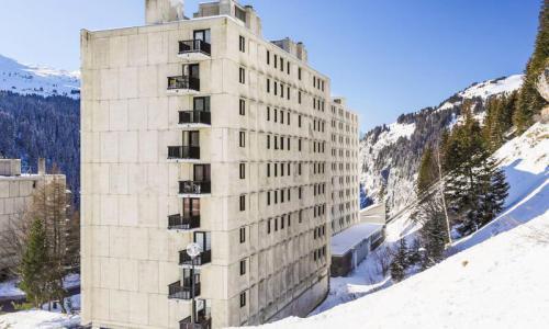 Wakacje w górach Résidence Véga - Maeva Home - Flaine - Zima na zewnątrz