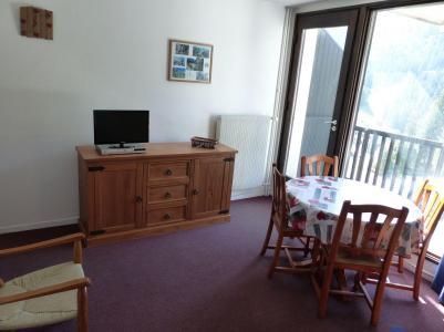 Location au ski Studio cabine 4 personnes (82) - Residence Vega - Flaine - Canapé-lit