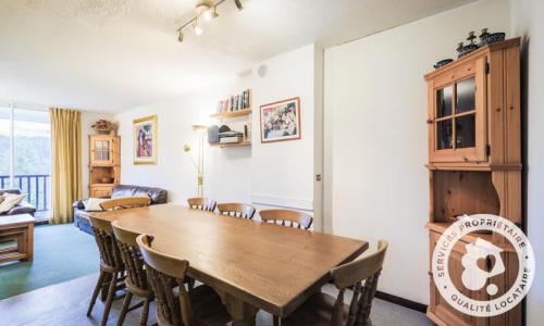 Location au ski Appartement 3 pièces 8 personnes (Confort 59m²-2) - Résidence Verseau - Maeva Home - Flaine - Extérieur hiver