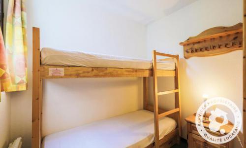 Location au ski Appartement 3 pièces 8 personnes (Confort 59m²-2) - Résidence Verseau - Maeva Home - Flaine - Lits superposés