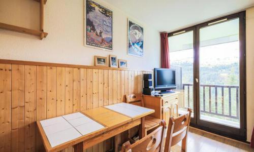 Location au ski Studio 4 personnes (Confort 26m²-2) - Résidence Verseau - Maeva Home - Flaine - Extérieur hiver
