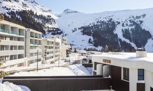 Location au ski Résidence Verseau - Maeva Home - Flaine - Extérieur hiver