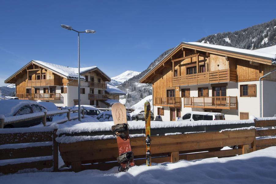 location appartement ski flumet