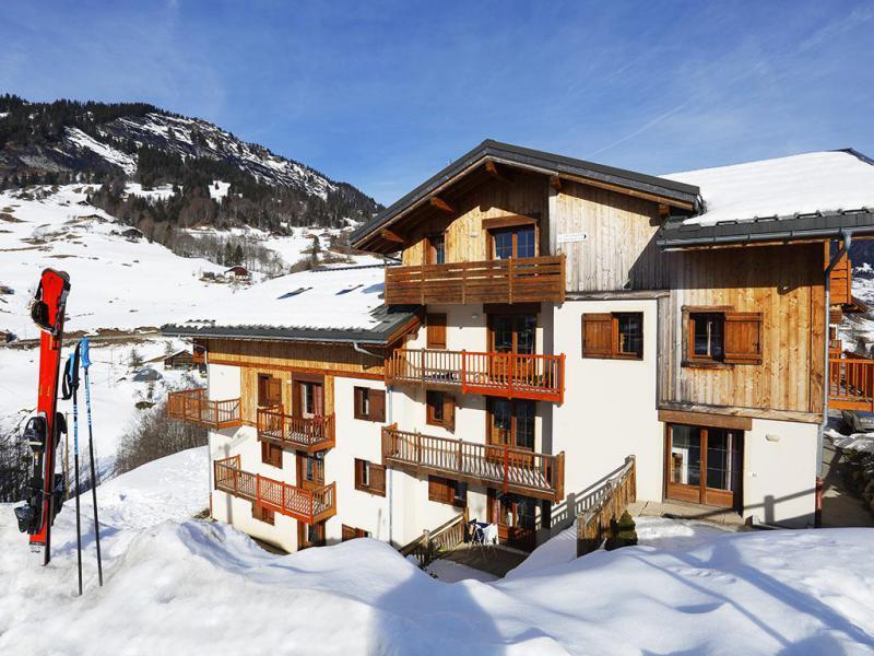 Location au ski Résidence les Chalets des Evettes - Flumet