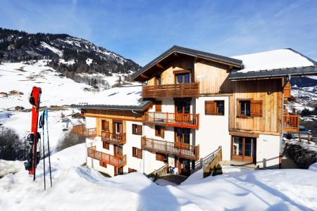Residencia con piscina Residence Les Chalets Des Evettes