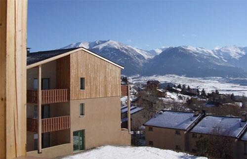 Ski en famille Residence Les Chalets Du Belvedere