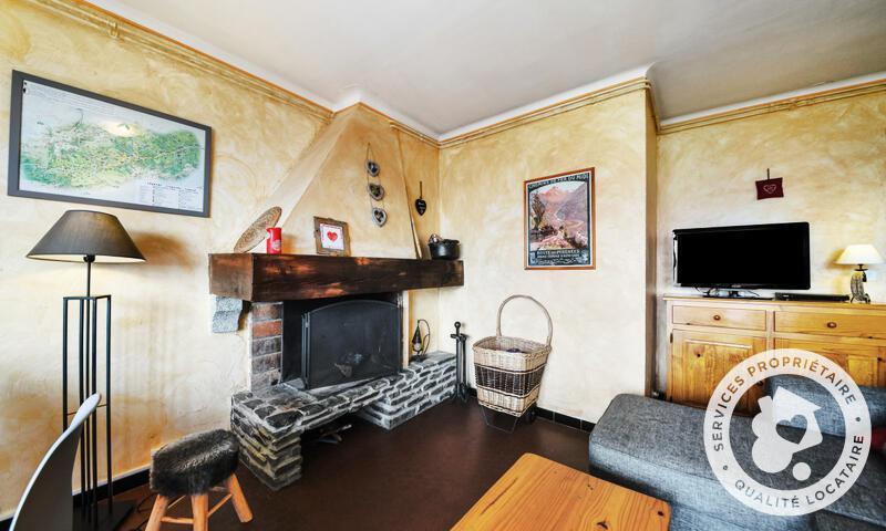 Аренда на лыжном курорте Апартаменты 2 комнат 6 чел. (Confort 56m²-2) - Résidence avec superbe vue - Maeva Home - Font Romeu - зимой под открытым небом
