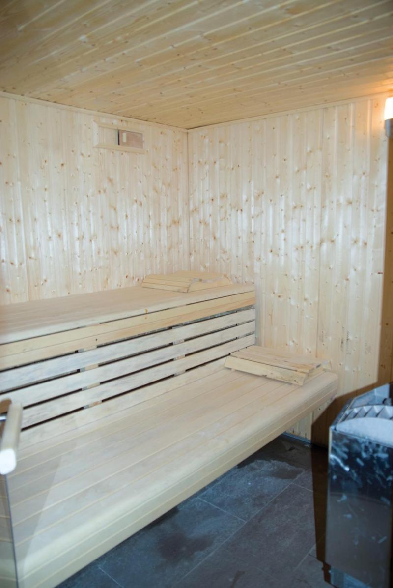 Alquiler al esquí Résidence Lagrange le Pic de l'Ours - Font Romeu - Sauna