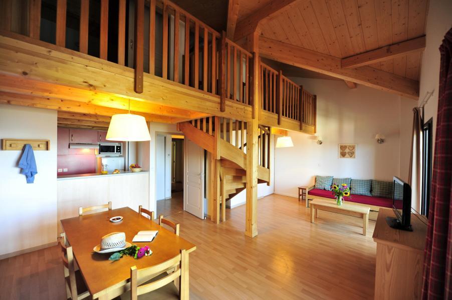 Alquiler al esquí Résidence le Domaine de Castella - Font Romeu - Apartamento