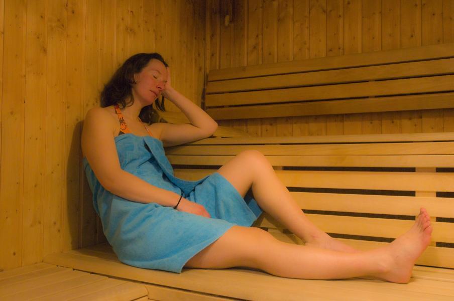 Alquiler al esquí Résidence le Domaine de Castella - Font Romeu - Sauna